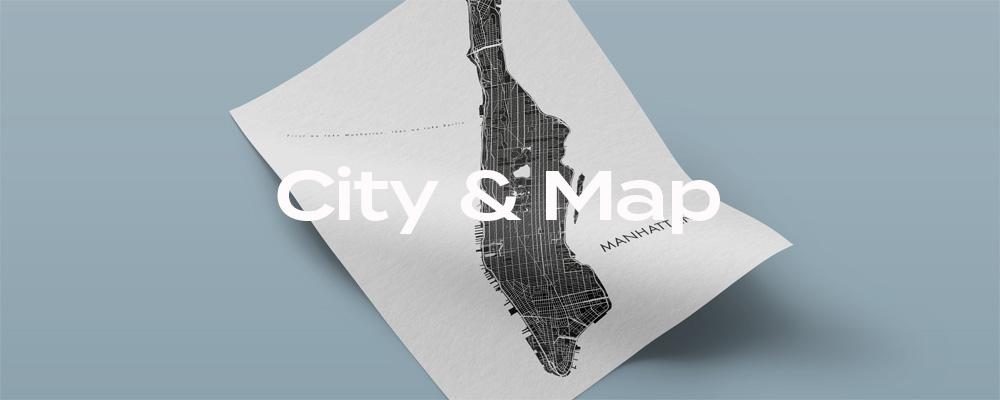 City & Map