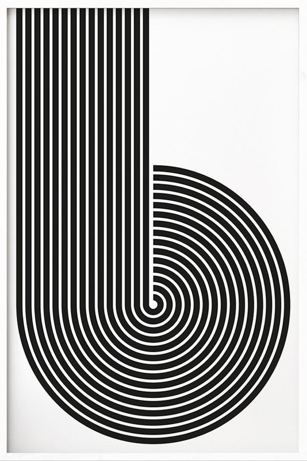 Circle Lines N°1