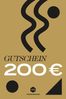 Gutschein 200