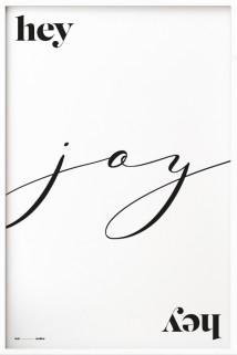 hey joy hey ho!