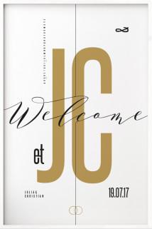 Wedding Welcome N°4