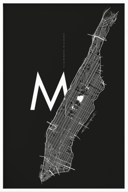 Manhattan M Black