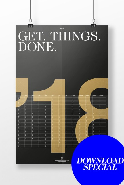 Kalender 2018 BG