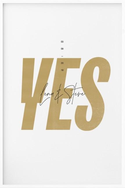 Wedding YES N°2