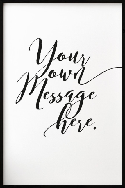 Your Message N°7