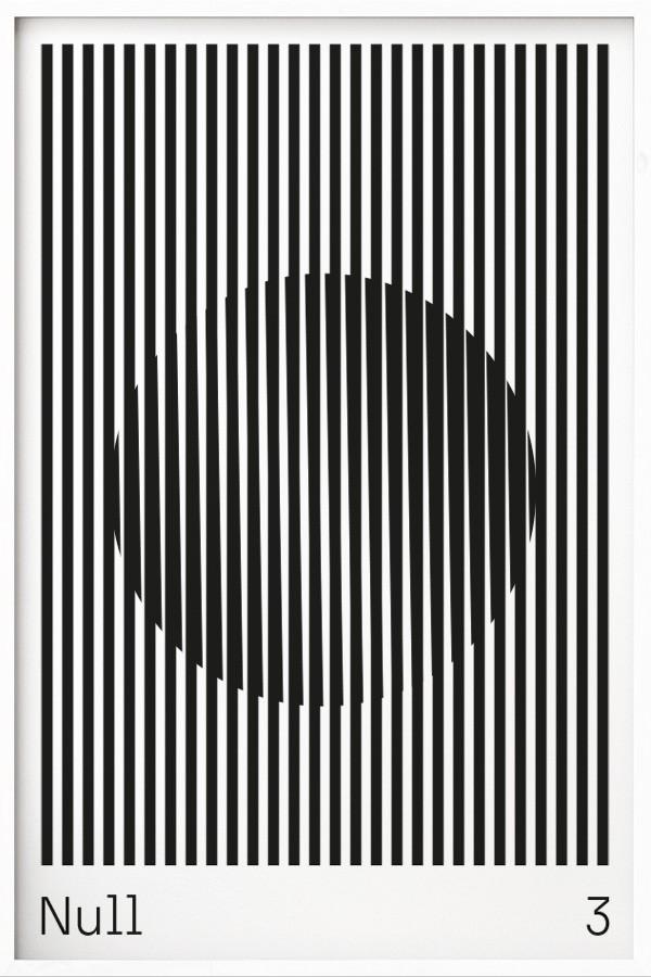 nulldrei grafik design poster online kaufen yourownage. Black Bedroom Furniture Sets. Home Design Ideas